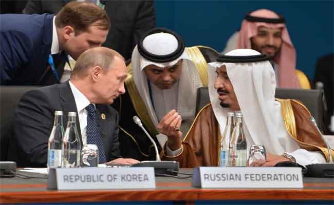 بعد ترامب .. الملك سلمان يحاول التقرب من بوتين