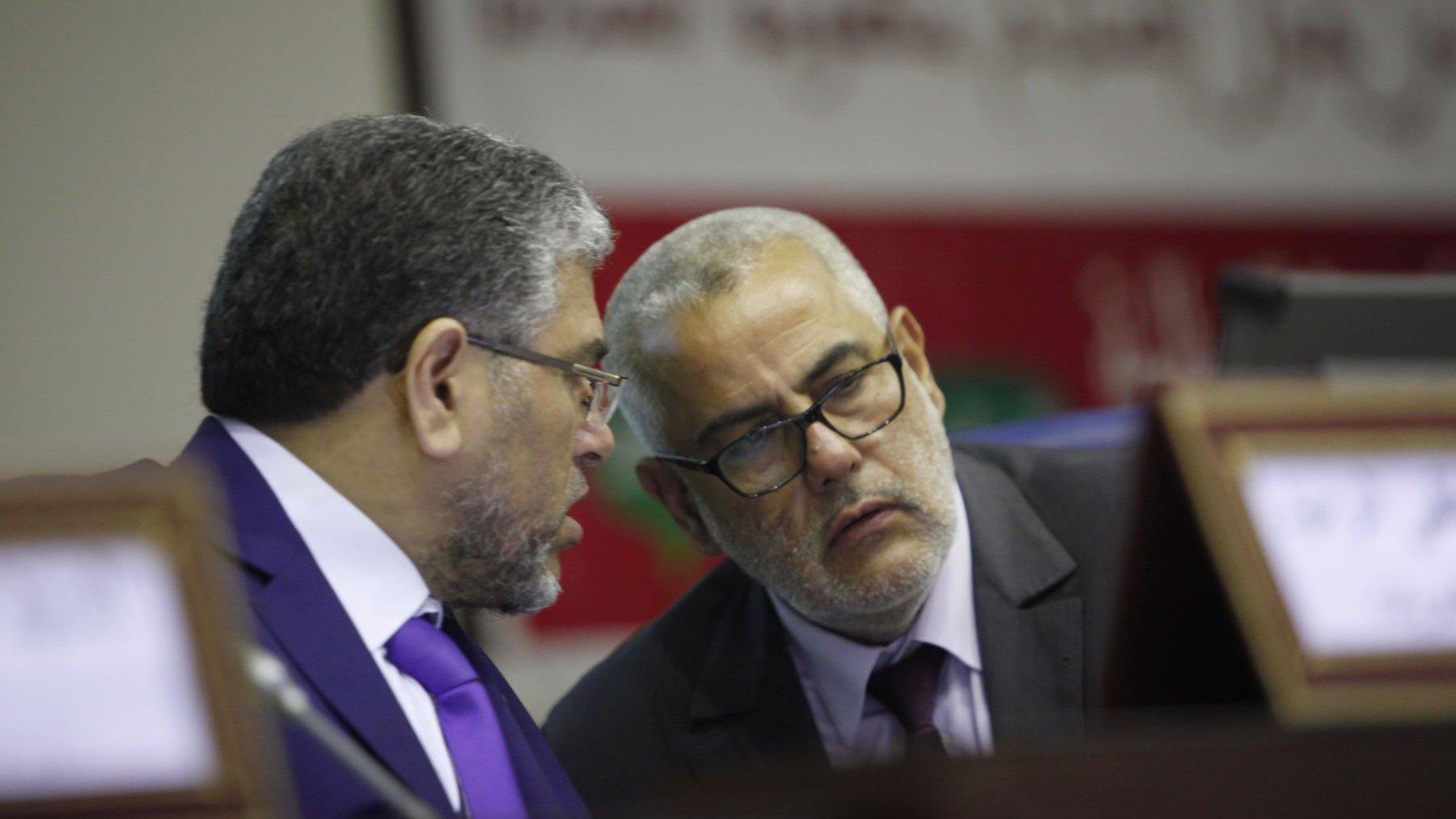 مشاكل اسلاميو المغرب تخرج إلى العلن