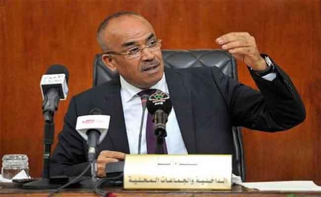 بدوي يكشف عن عرض مشاريع قوانين جديدة متعلقة بالأحزاب والجمعيات والجباية المحلية على البرلمان بداية 2018