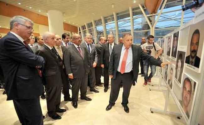مساهل يترأس حفل إحياء الذكرى الـ55 للدبلوماسية الجزائرية