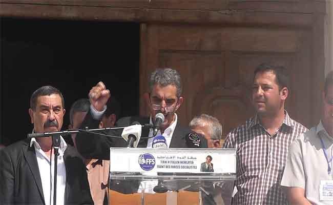 حاج جيلاني يؤكد التزام حزبه و استعداده لمتابعة نضاله من أجل تشكيل بديل ديمقراطي سلمي
