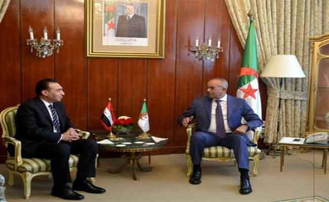 الجزائر و العراق : إعداد مذكرة تفاهم لمكافحة الإرهاب و الجريمة المنظمة