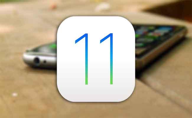 الإصدار الجديد iOS 11 سيحسن استقلالية البطارية