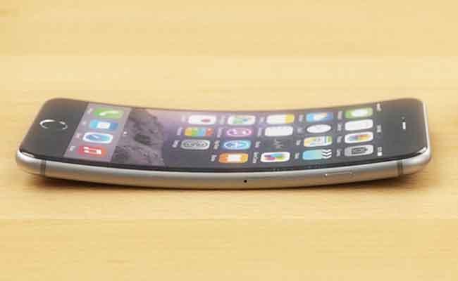 يعتقد أن أبل تعمل على هاتف ذكي مرن لسنة 2020