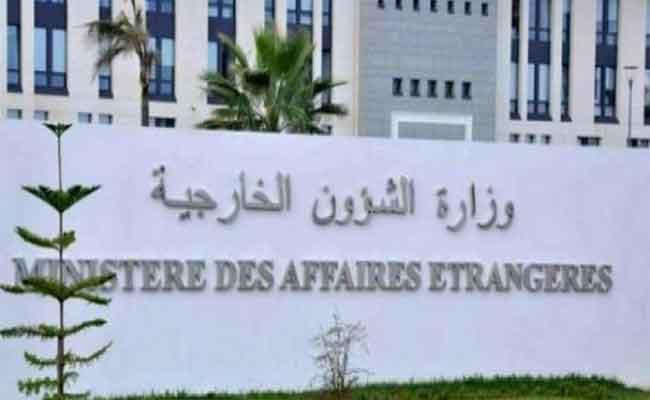 إدانة جزائرية للإعتداء الإرهابي الذي استهدف قوات الدرك النيجيرية