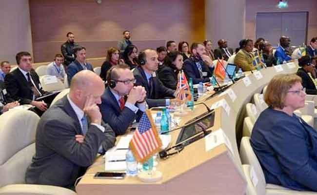 افتتاح الاجتماع الإقليمي الأول للمنتدى العالمي لمكافحة الإرهاب بالجزائر العاصمة