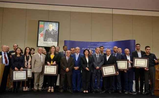 جائزة رئيس الجمهورية للصحفي المحترف في  نسختها الثالثة : تتويج 14 صحفيا من أصل 112 مترشح