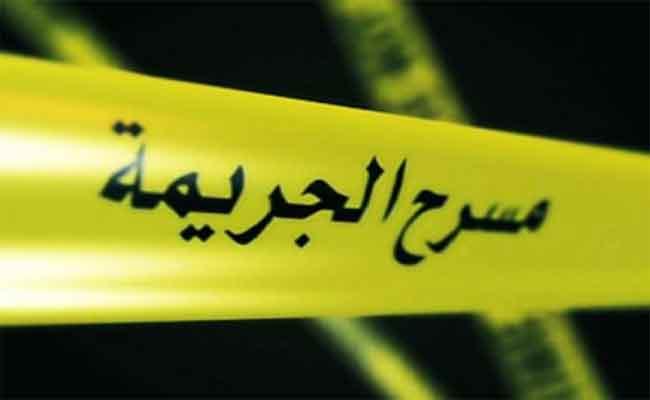 قالمة تهتز على وقع جريمة نكراء بعد مقتل كهل على يد شاب بواسطة خنجر