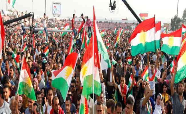 هل يبدأ تقسيم سوريا بإنشاء دولة كردية