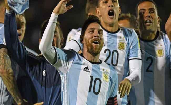 ميسي يقود الأرجنتين للمونديال