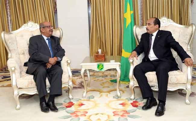 مساهل من نواكشوط : اللقاء مع الرئيس الموريتاني كان