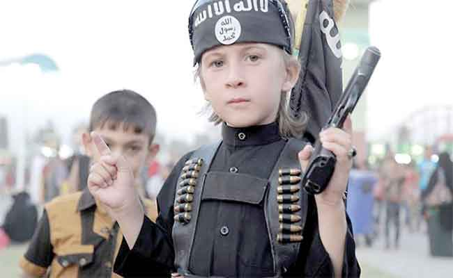 أطفال داعش: لا طفولة ولا وطن ولا جنسية