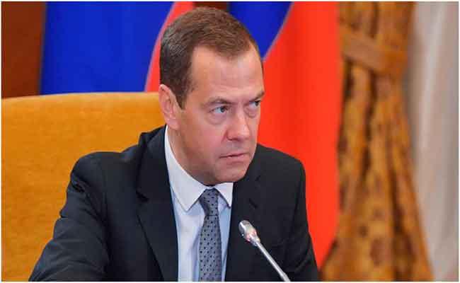 رئيس وزراء فيدرالية روسيا في زيارة رسمية للجزائر ابتداء من يوم غد الإثنين