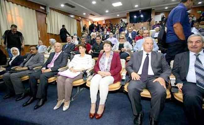 إشراف بن غبريت على التنصيب الرسمي للمجلس الوطني للبرامج