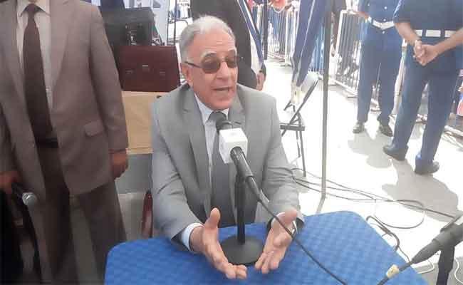 والي تيبازة : الانتخابات المقبلة محطة