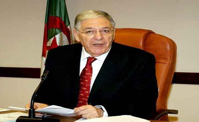 ولد عباس يؤكد أن حزب جبهة التحرير الوطني يطمح إلى