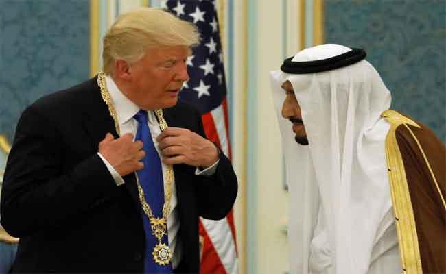 السعودية وأمريكا ترامب .. زمن الصفقات التسليحية