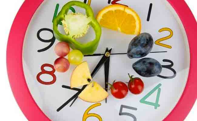 رجيم الثلاث ساعات... لأنّ التوقيت اهم ما في الحمية الغذائية