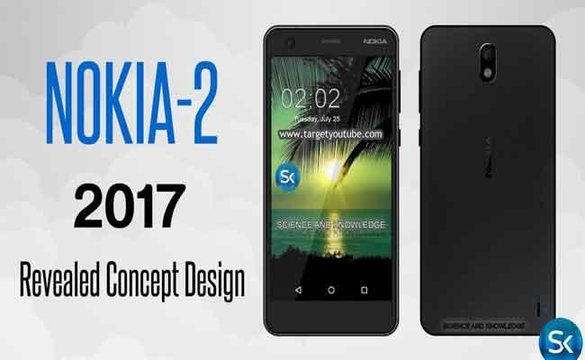 Nokia 2 : HMD تكشف عن هاتف ذكي جديد بسعر لا يتعدى 100 يورو