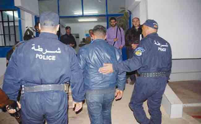 أمن العاصمة يتمكن من توقيف 78 شخصا ارتكبوا جرائم يعاقب عليها القانون