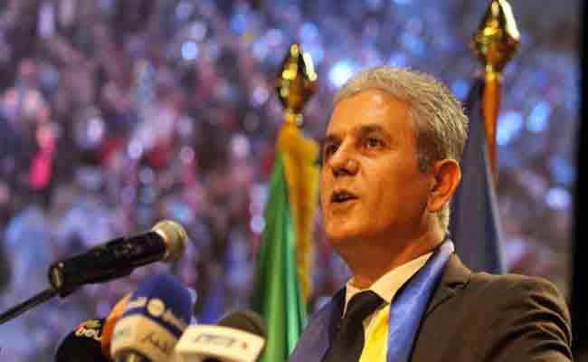 بلعباس يقوم بزيارة مقرات المداومات  الانتخابية للحزب على مستوى عدد من البلديات بالجزائر العاصمة تخللتها لقاءات مع المواطنين