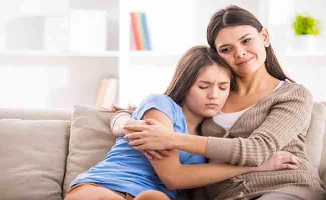 نصائح للتعامل مع تقلبات المزاج عند المراهقين