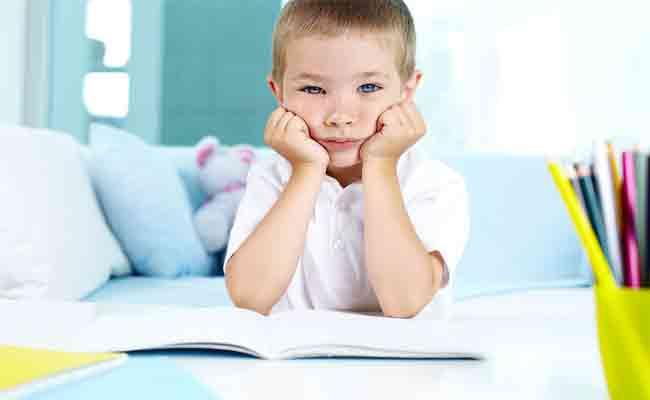كيف تحصني طفلك تجاه الضغط والتوتر؟