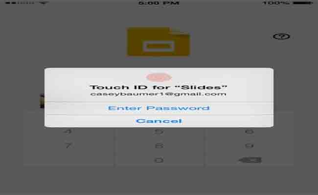 جوجل يزيل إمكانية الوصول لتطبيقاته عبر TouchID أو FaceID