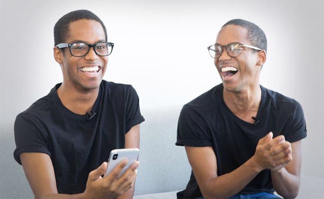 النظام الجديد للتعرف على الوجه من FaceID لا يستطيع التمييز بين التوءم