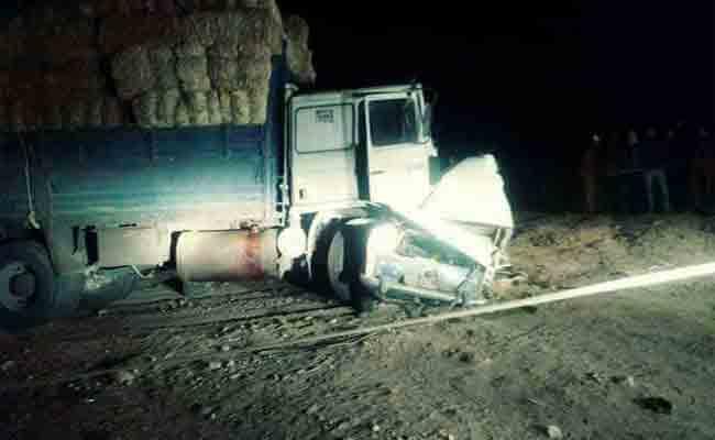حادث مرور مأساوي يخلف 4 قتلى من عائلة واحدة بالجلفة