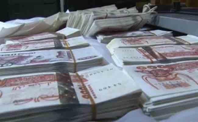الإطاحة بشبكة إجرامية أجنبية تقوم مختصة في تزوير الأوراق النقدية الوطنية
