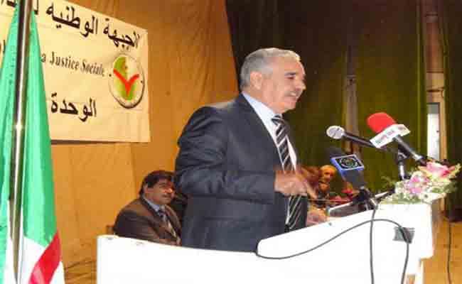 حزب الجبهة الوطنية للعدالة الاجتماعية  يتعهد بفتح حوار دائم بين المنتخبين والمواطنين