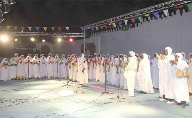 ثلاثين جمعية تراثية تشارك في النسخة ال11 للمهرجان الثقافي الوطني أهليل شمال أدرار