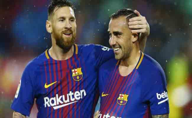 ألكاسير يقود برشلونة لفوز مهم
