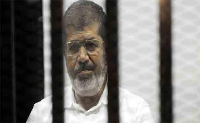 الاخوان المسلمون يهاجمون النظام المصري بسبب اغتيال مرسي