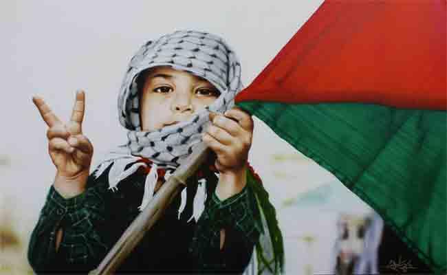 الطفل الفلسطيني .. هدف إسرائيل الأول
