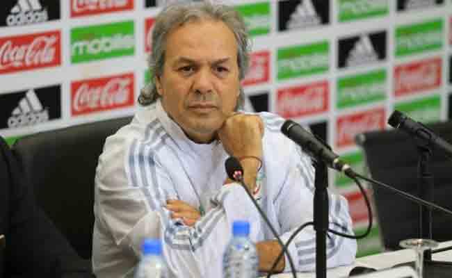 ماجر : هدفنا هو كأس افريقيا ورد الاعتبار للخضر