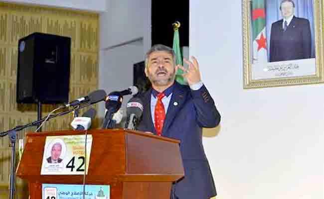 غويني يدعو إلى ضرورة  الاهتمام بالتنمية البشرية وتنشئة الفرد الجزائري وغرس روح الحس المدني فيه