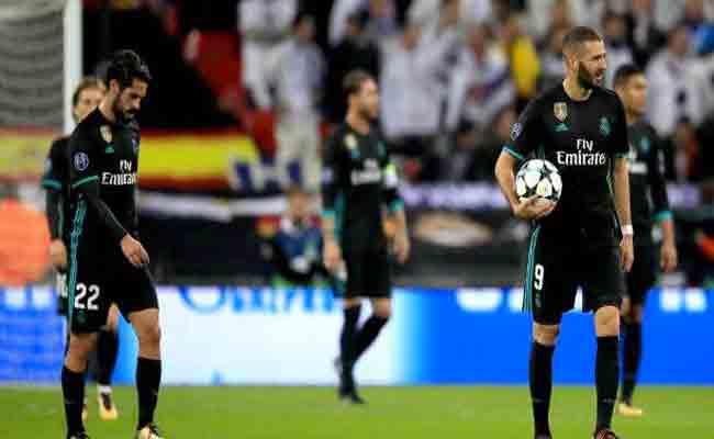 ريال مدريد يسقط أمام توتنهام