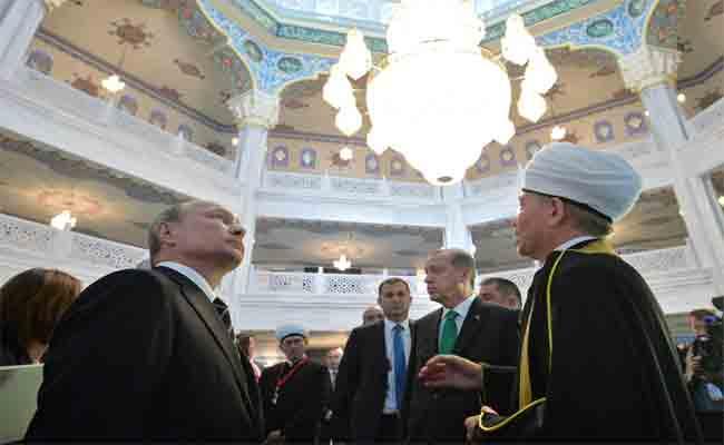 قمة روسية تركية إيرانية للحسم في مستقبل سوريا
