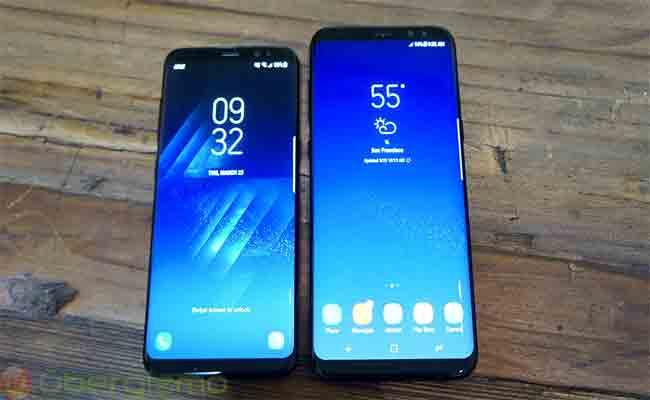 سامسونج قد تكشف عن هاتفيها الذكيين الجديدين S9 وS9+ خلال شهر يناير