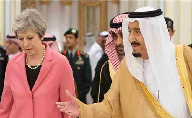 تقرير بريطاني: صفقات سلاح ظهرت بعد اعتقال أمراء آل سعود