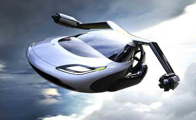 جيلي، الشركة الأم لفولفو تستثمر في شركة ناشئة لتطوير سيارات طائرة!