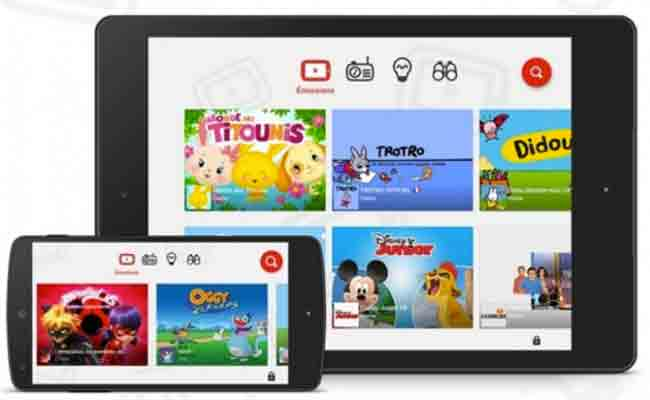 أصبح في إمكان الأطفال الحصول على حسابهم الخاص على يوتيوب Kids