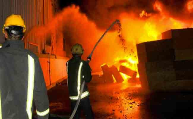ولاية الجزائر و سكيكدة تشهدا ليلة المولد النبوي الشريف 6 حرائق منزلية !