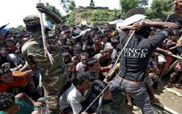 إنكار حكومة ميانمار للتطهير العرقي بحق المسلمين مناف للعقل