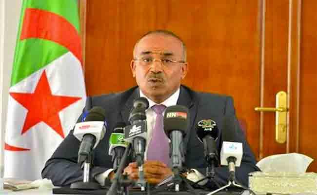 بدوي يؤكد أن أبواب السلطات  العمومية ستظل مفتوحة