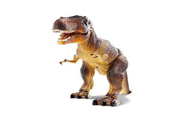 ديناصورات راقصة تعلم الأطفال البرمجة