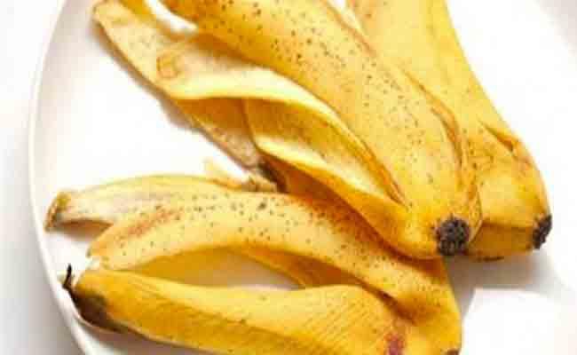 لن ترمي قشر الموز وستستفيدي منه جمالياً