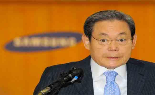 رئيس سامسونج متهم مجددا بالتهرب من الضرائب